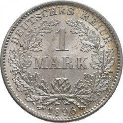 German Empire One Mark